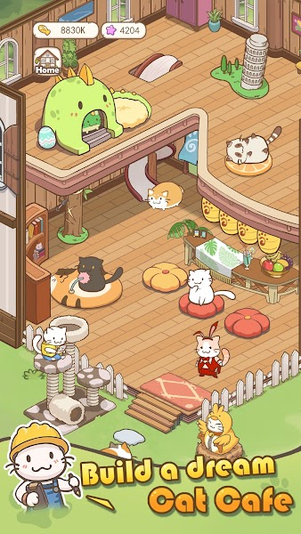 Cats Life - Idle Kitty Collector