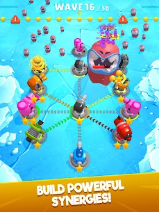 Auto Defense – Play this Epic Real MOD APK 0.9.9.15 (Unlimited Money, Gems) 8