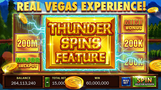Thunder of Pyramid Slots - Free Casino 5.3 screenshots 1
