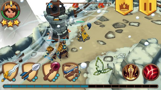 Royal Revolt 2 MOD Menu APK (Unlimited Everything) Free Download 2