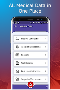 Free POCKMED – Personal Medical Records 4