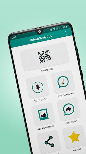 Whats Web Pro android2mod screenshots 1