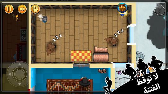 Download Robbery Bob mobile game apk 3