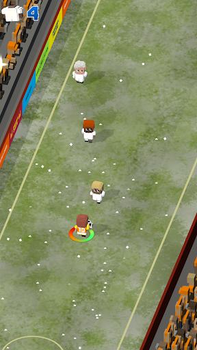 Blocky Soccer screenshots 12