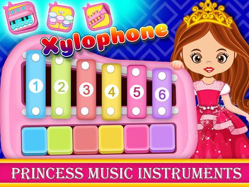 Baby Princess Computer - Phone, Music, Puzzle 1.0.4 screenshots 2