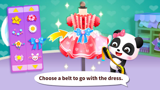 Baby Panda's Fashion Dress Up Game  screenshots 19