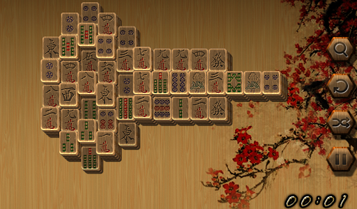 Mahjong Oriental  screenshots 20