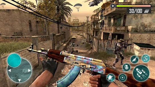 Call Of Fury – Global Counter Strike Black Ops Hack for Android and iOS 3
