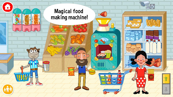 Pepi Super Stores: Fun & Games 1.1.27 screenshots 2