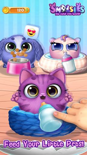 Smolsies - My Cute Pet House 5.0.142 Screenshots 8