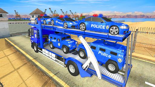 Grand Police Transport Truck 1.0.24 Screenshots 8