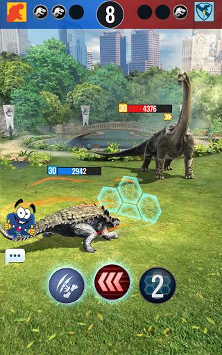 Jurassic World Alive 2.9.29 screenshots 20