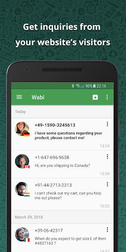 Frauen nummern whatsapp Nina´s kostenlose