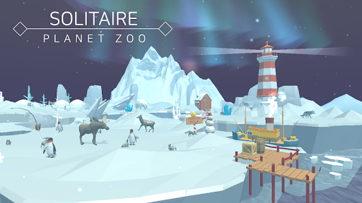 Solitaire : Planet Zoo 1.13.51 screenshots 4