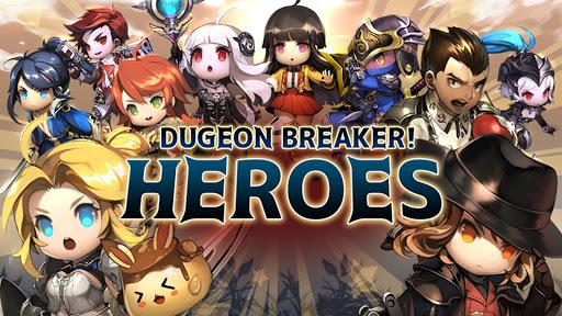 Dungeon Breaker Heroes 1.19.2 screenshots 1