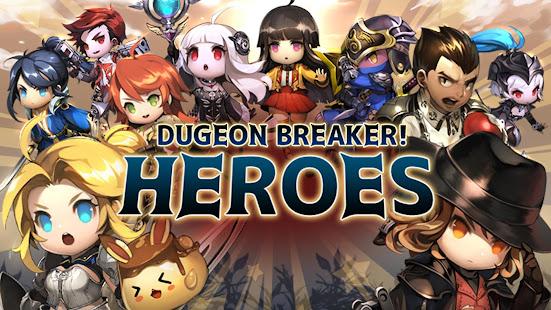 Dungeon Breaker Heroes mod apk