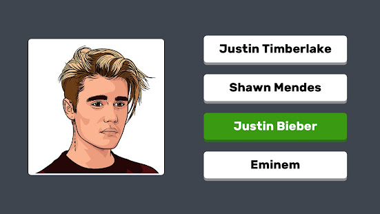 Quiz: Guess the Celeb 2021, Celebrities Game
