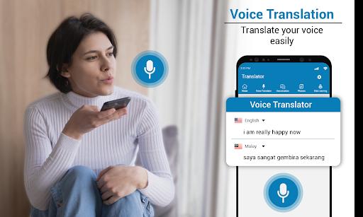 Translator All Voice Language Translate modavailable screenshots 2