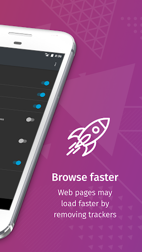 Firefox Focus: The privacy browser 8.12.0 screenshots 2