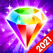 Jewel Match Blast - Classic Puzzle Games Free