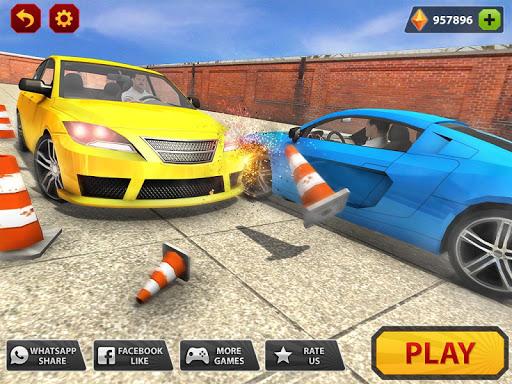 Car Parking Driver Test: Multistory Driving Mania screenshots 12