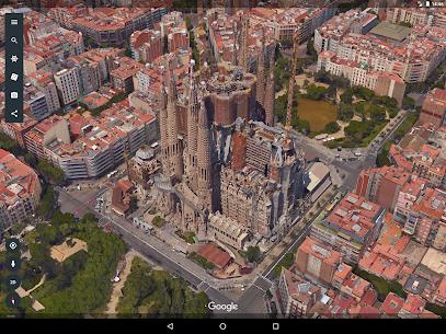 Google Earth APK **2021** 8