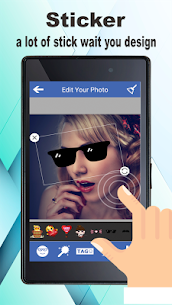 How To Download Photo Sticker Maker  For PC (Windows 7, 8, 10, Mac) 1