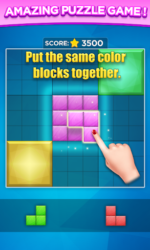 Color Block Puzzle 1.0.9 screenshots 1