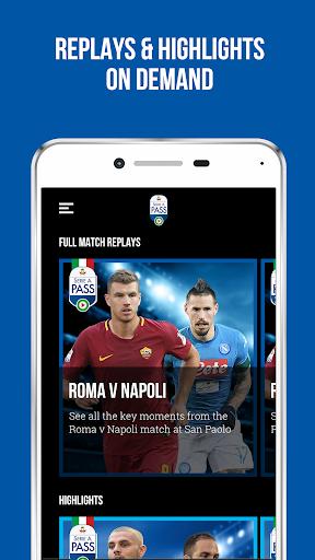 Serie A Pass 3.9.2 Screenshots 4