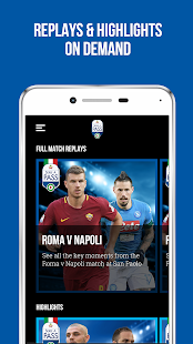 Serie A Pass Screenshot