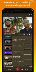 Free Music Downloader Download MP3. YouTube Player v1.459 MOD APK 4