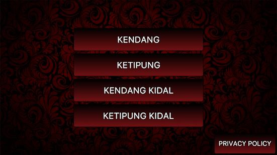 Real Kendang Free 17.0 Screenshots 8
