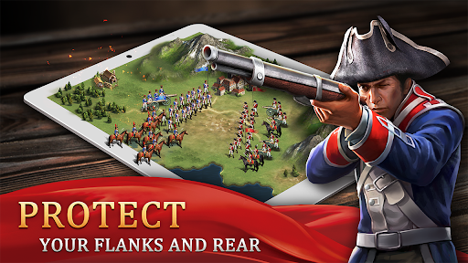 Grand War: Napoleon, Warpath & Strategy Games  screenshots 2