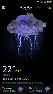 Live Weather & Accurate Weather Radar – WeaSce 1