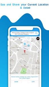 Live GPS Satellite View Maps & Voice Navigation 6