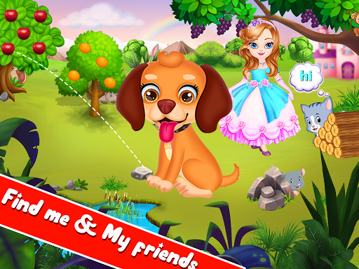 Puppy pet vet daycare - Puppy salon for caring goodtube screenshots 10