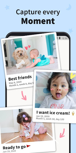 Baby Tracker, Feeding, Diaper Changing for Newborn 1.0.10 Screenshots 7