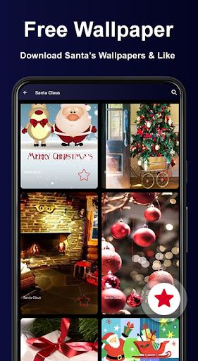 santa claus wallpapers & download & set wallpapers screenshot 1