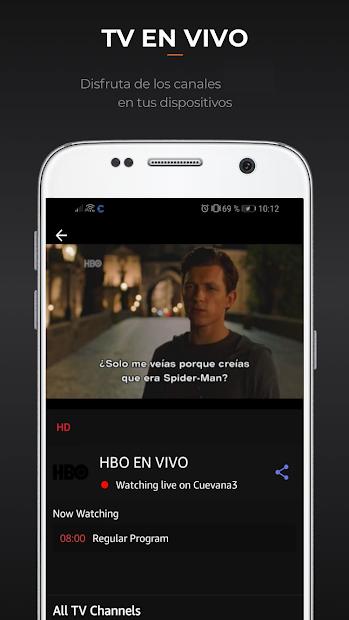 Captura 4 de Cuevana 3 Premium - Películas, Series y Novelas. para android