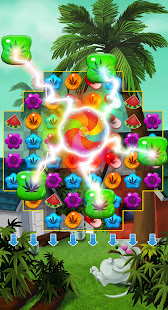 Crush Weed Match 3 Candy Jewel - cool puzzle games 5.21 screenshots 1