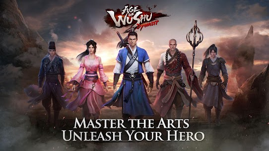 Age of Wushu Dynasty Mod Apk (No Cooldown) Download 1