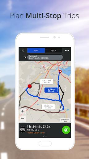 CoPilot GPS Navigation & Traffic 10.19.0.1358 Screenshots 5