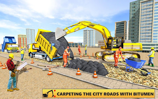 Grand City Road Construction Sim 2018 modavailable screenshots 12