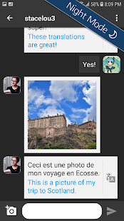 Unbordered - Foreign Friend Chat 6.2.9 Screenshots 3