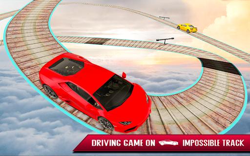 Mega Ramp Car Simulator Game- New Car Racing Games screenshots 19
