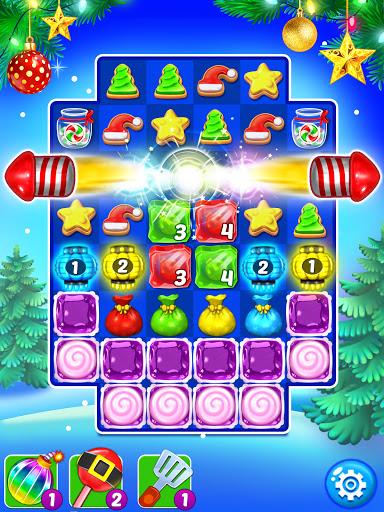 Christmas Cookie - Santa Claus's Match 3 Adventure 3.3.5 screenshots 16