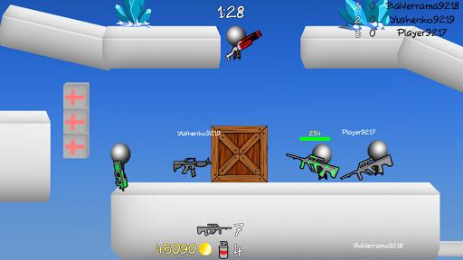 Stickman Multiplayer Shooter 1.092 screenshots 4