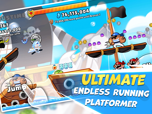 Cookie Run: OvenBreak - Endless Running Platformer 6.912 screenshots 10