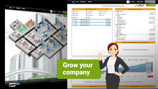 Sim Companies  screenshots 2