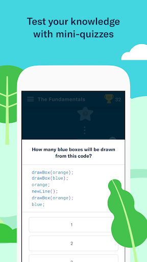 Grasshopper: Learn to Code for Free 2.50.7 Screenshots 6